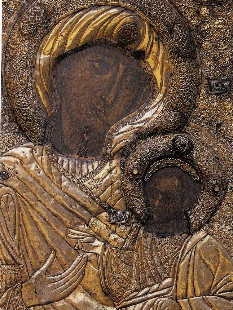 Иверская икона Вратарница