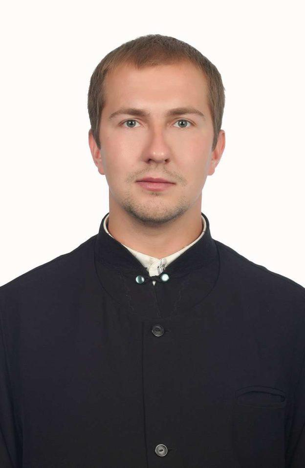 Иерей Виталий Анатольевич Латышев