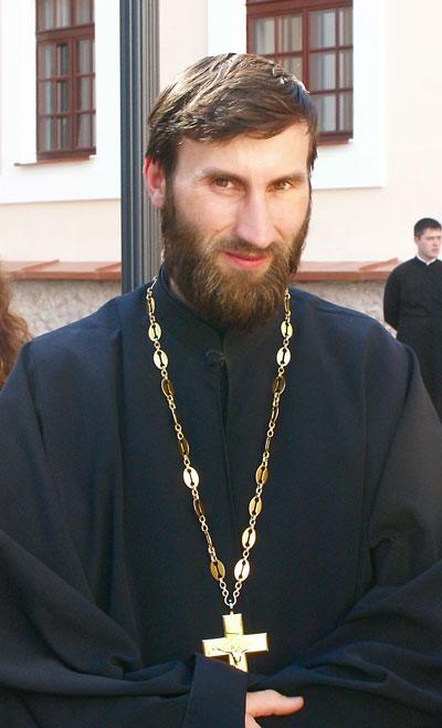 Протоиерей Александр Николаевич Железный