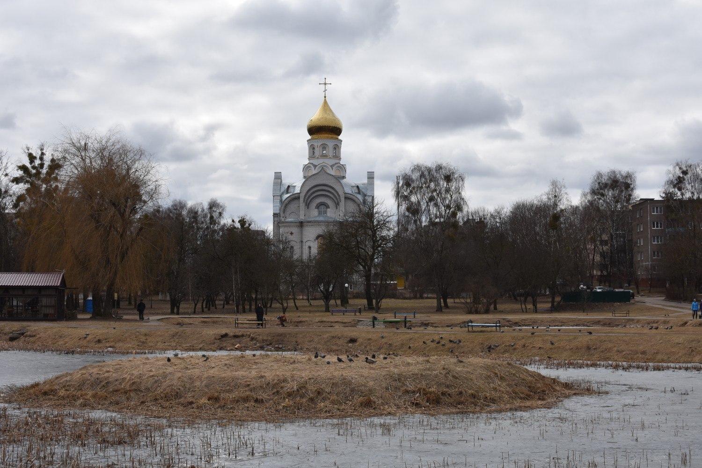 Храм Усекновения главы Иоанна Предтечи апрель 2018 4
