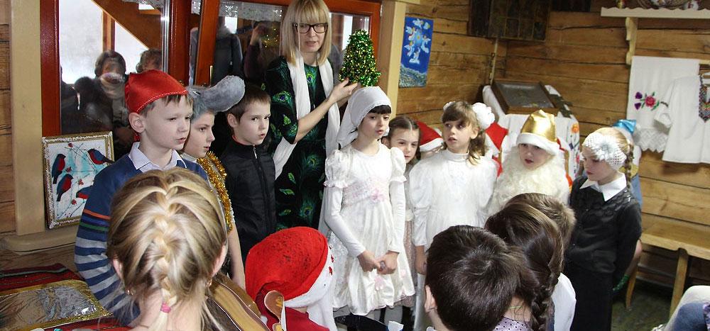 Рождественский утренник в воскресной школе 2016 10 января 2016 года отпраздновали Рождество Христово ребята, их родители и преподаватели в воскресной школе при нашем приходе.Подробнее