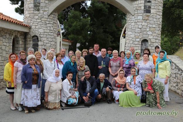 паломничество в Греция