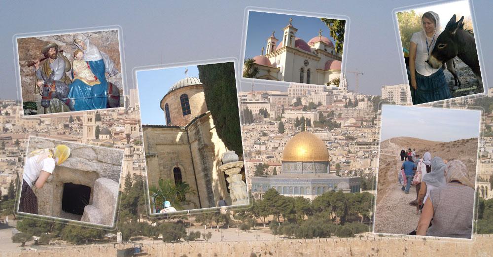Иерусалим паломничество 2016 Фотографии глазами другого паломникаПодробнее