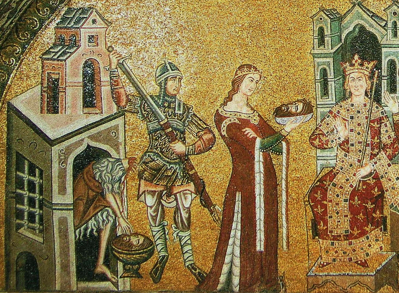 Усекновение Иоанна Предтечи Сан Марко Венеция