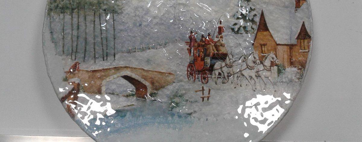 """Рождественская ярмарка поделок 2017 Творческая студия семейного центра """"Рамонак"""" приглашает всех на заключительный этап Рождественской ярмарки 31 декабря, в воскресенье, с 9 до 12 часов, во дворе храма.Подробнее"""
