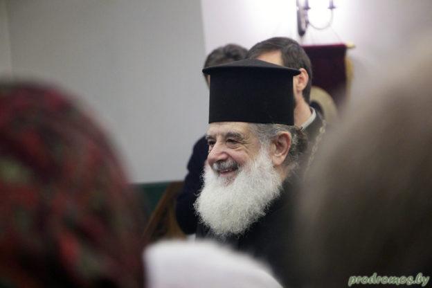 Архимандрит Мефодий Алексиу