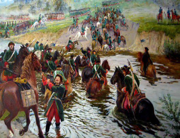 04 прутский поход 1711