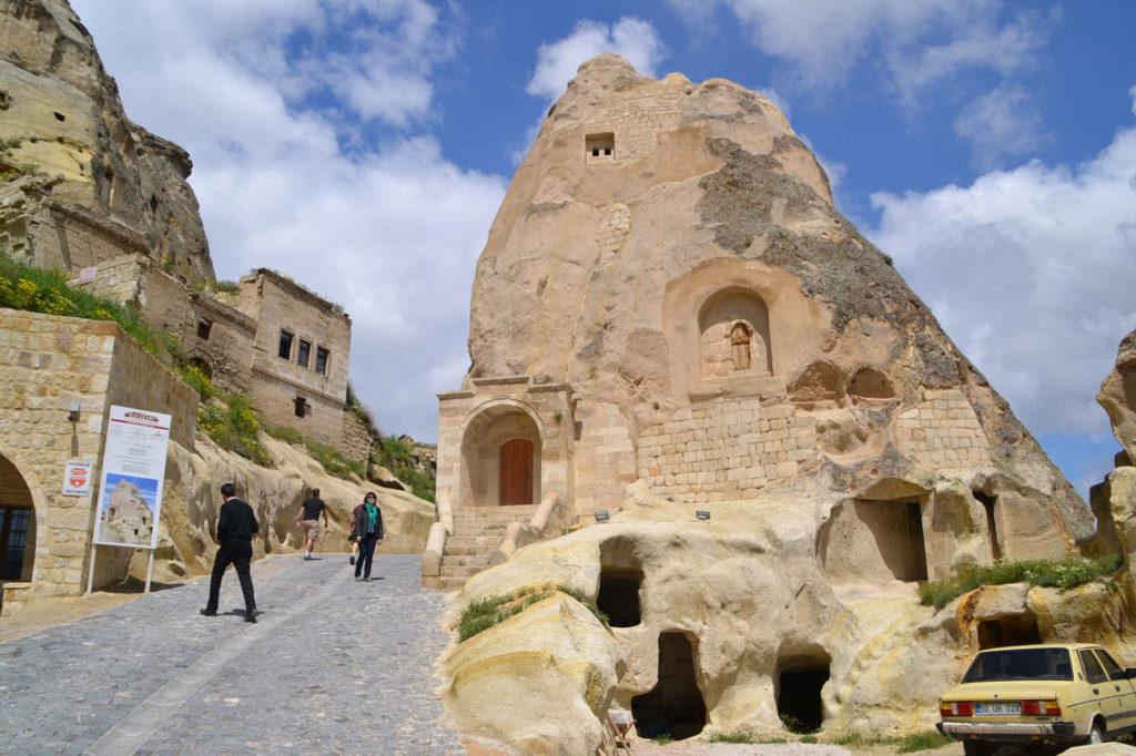 14 Пещерная церковь святого Георгия Ургюп