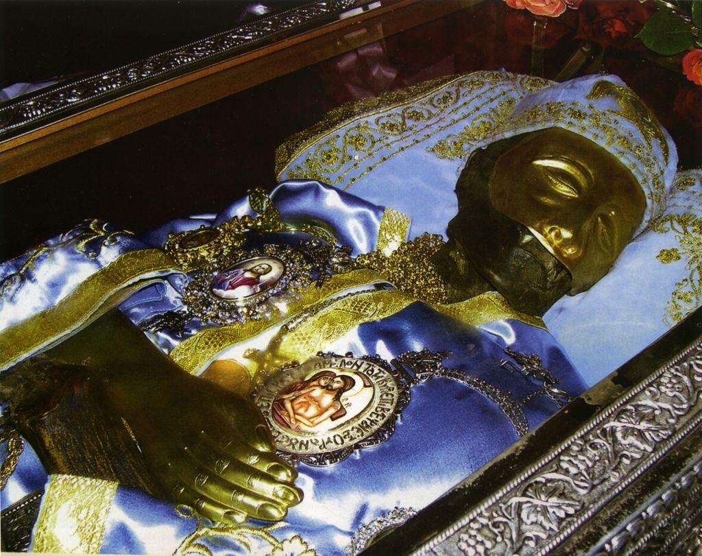 19 нетленные мощи св прав Иоанна Русского