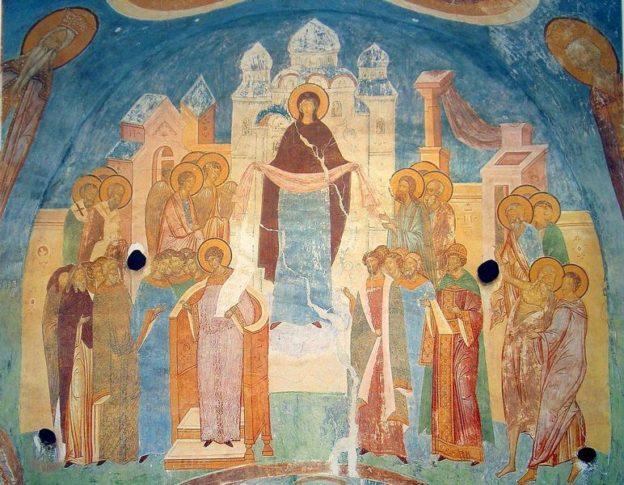 Покров Божией Матери Дионисий