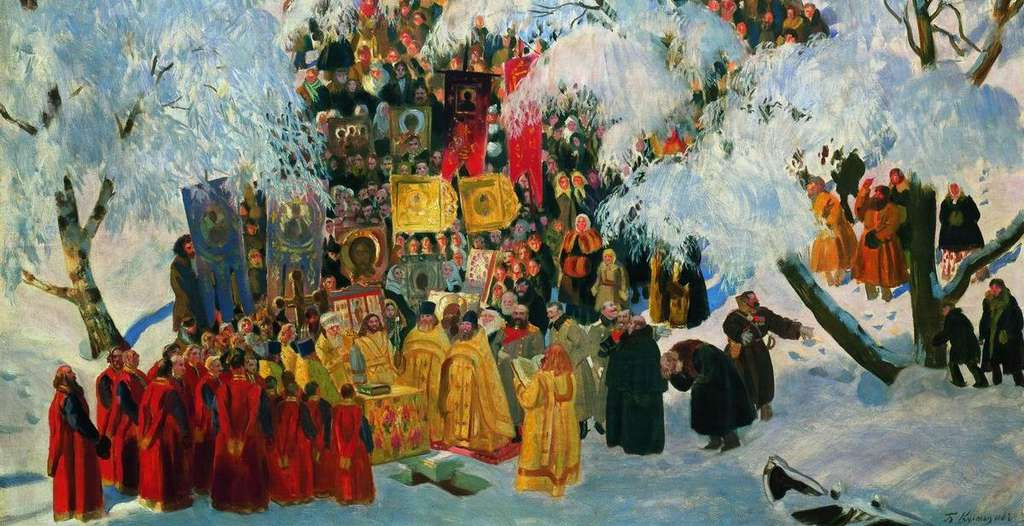 Как правильно отметить праздник Богоявления В этот день мы вспоминаем евангельские события о крещении Иисуса Христа в водах Иордана. В этот момент людям явился сам Бог-Троица.Подробнее