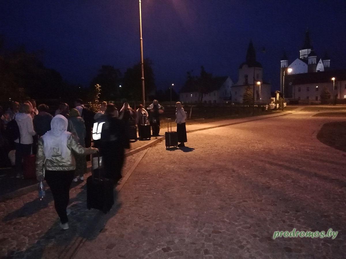 Польша Супрасльский монастырь 20190927_185125