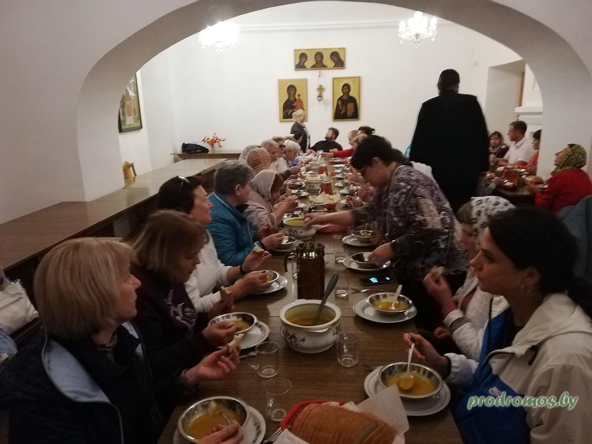 Польша Супрасльский монастырь