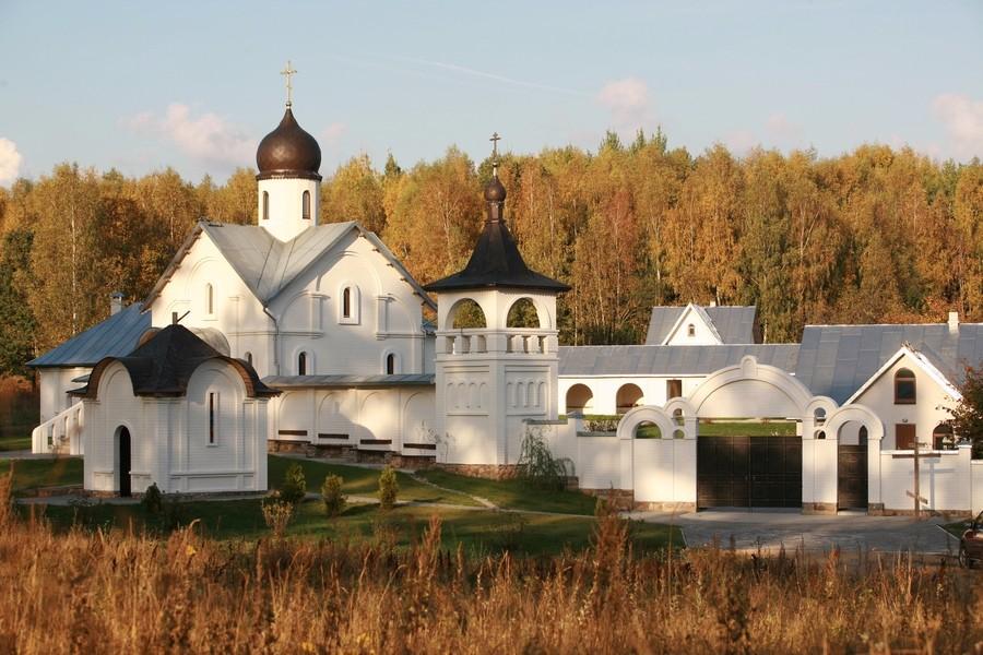 монастырь Богуши