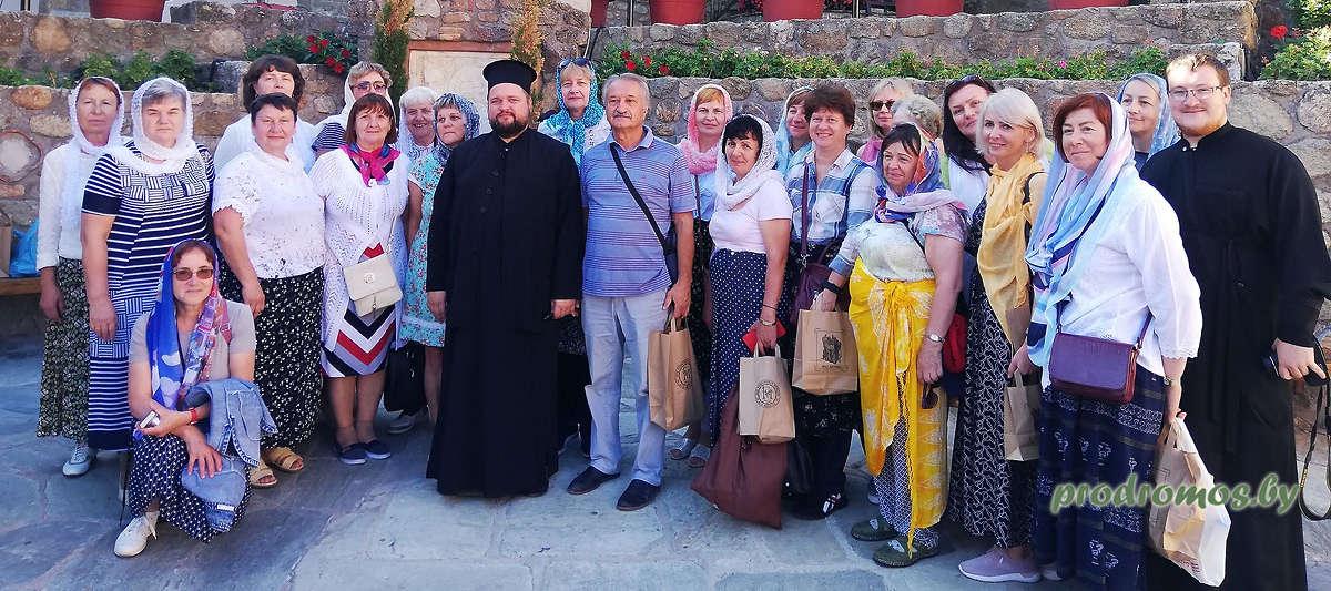 Поездка в Грецию - небольшая (фото) хроникаПодробнее