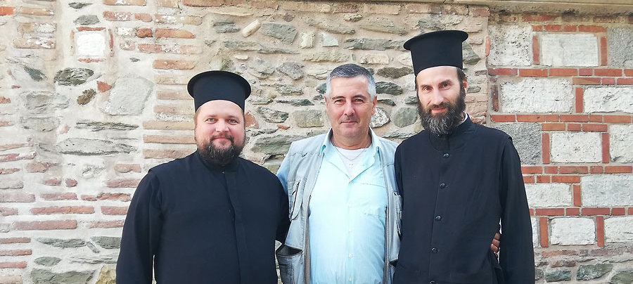 Греция — продолжение хроники паломничества 6 октября в СалоникахПодробнее