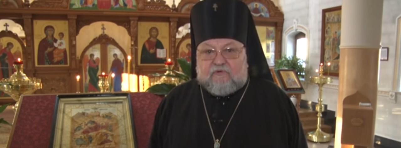 Видеопоздравление с Рождеством Христовым архиепископа Гродненского и Волковысского Артемия (2020)Подробнее