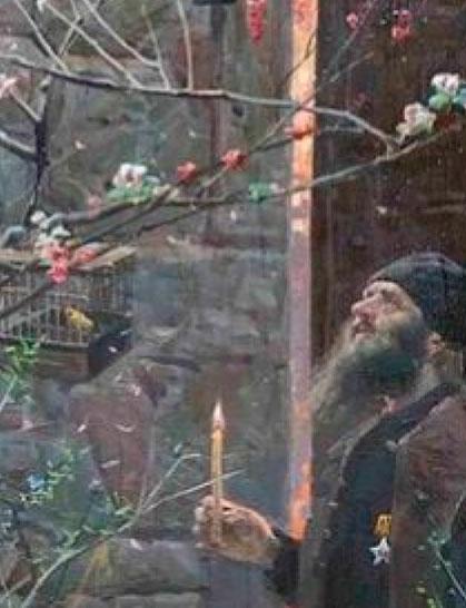 Павел-Рыженко-Пасха-Воскресение-Господне-Афон