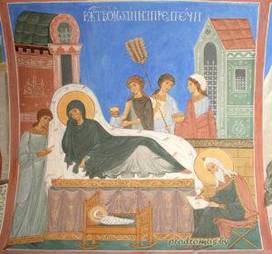 Рождество Иоанна Предтечи. Алёшин А.В. Троице-Сыпанов Пахомиево-Нерехтский женский монастырь