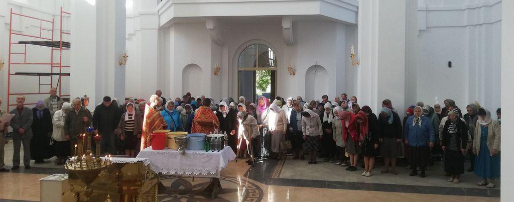 Празднование нашего престольного праздника Усекновения главы Иоанна Предтечи 11 сентября 2020 Подробнее