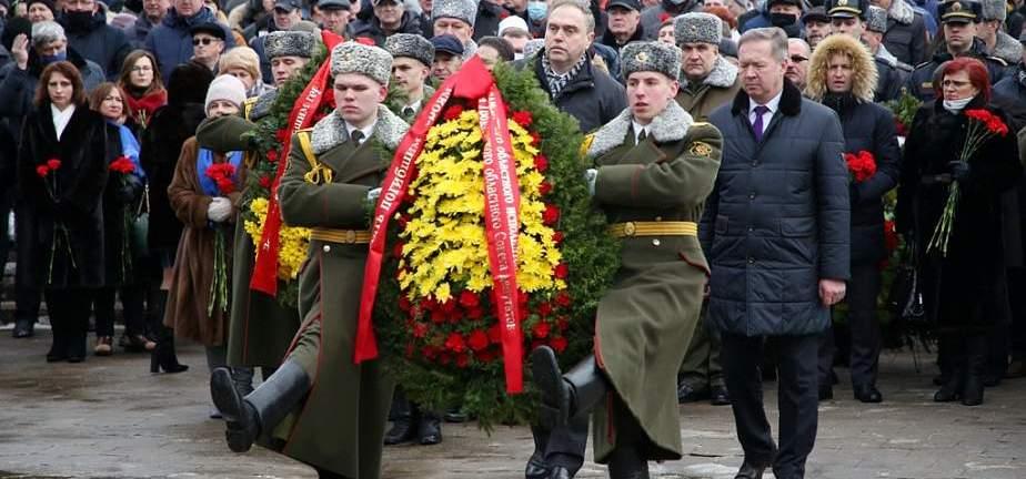 15 февраля Сретение Господне и день памяти воинов-интернационалистовПодробнее