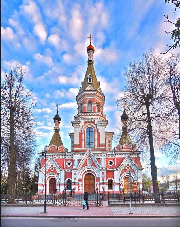 свято-покровский собор гродно фото