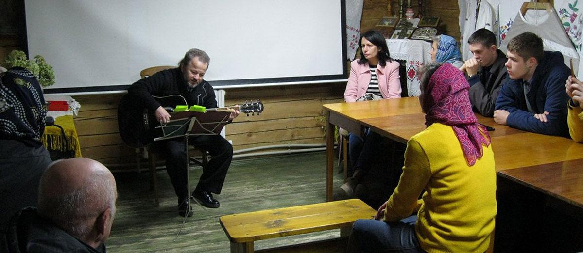 На приходе состоялся творческий вечер Анатолия КолковскогоПодробнее